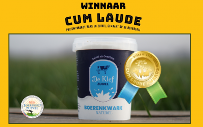Winnaar Cum Laude Awards 2020!
